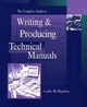 The Complete Guide to Writing & Producing Technical Manuals (0471122815) cover image
