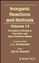 Inorganic Reactions and Methods, Volume 14, The Formation of Bonds to Transition and Inner-Transition Metals (0471192015) cover image
