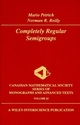 Completely Regular Semigroups (0471195715) cover image