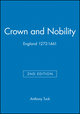 Crown and Nobility: England 1272-1461, 2nd Edition (0631214615) cover image