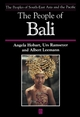 The People of Bali (0631227415) cover image