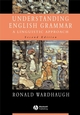 Understanding English Grammar: A Linguistic Approach, 2nd Edition (0631232915) cover image