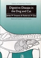 Digestive Disease in the Dog and Cat (0632029315) cover image