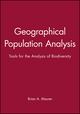 Geographical Population Analysis: Tools for the Analysis of Biodiversity (0632037415) cover image