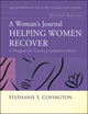 A Woman's Journal: Helping Women Recover - Special Edition for Use in the Criminal Justice System, Revised Edition (0787988715) cover image