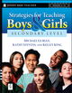 Strategies for Teaching Boys and Girls -- Secondary Level: A Workbook for Educators (0787997315) cover image