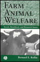 Farm Animal Welfare: Social, Bioethical, and Research Issues (0813801915) cover image