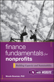 Finance Fundamentals for Nonprofits: Building Capacity and Sustainability, with Website (1118004515) cover image