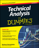 Technical Analysis For Dummies, 3rd Edition (1118829115) cover image