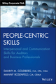 People-Centric Skills: Interpersonal and Communication Skills for Auditors and Business Professionals (1118850815) cover image