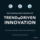 Trend-Driven Innovation: Beat Accelerating Customer Expectations (1119076315) cover image