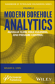 Modern Borehole Analytics: Annular Flow, Hole Cleaning, and Pressure Control (1119284015) cover image