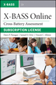 Cross-Battery Assessment Software System (X-BASS) Online (1119416515) cover image