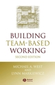 Building Team-Based Working: A Practical Guide to Organizational Transformation (1405106115) cover image