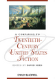 A Companion to Twentieth-Century United States Fiction (1405146915) cover image