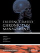 Evidence-Based Chronic Pain Management (1405152915) cover image
