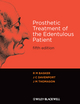 Prosthetic Treatment of the Edentulous Patient, 5th Edition (1405192615) cover image