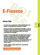 E-Finance: Finance 05.03 (1841123315) cover image