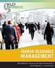 Wiley Pathways Human Resource Management, 1st Edition (EHEP000115) cover image
