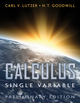 Calculus, Single Variable Preliminary Edition (EHEP001915) cover image
