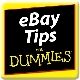 eBay Tips For Dummies App (WS100015) cover image