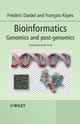 Bioinformatics: Genomics and Post-Genomics (0470020016) cover image