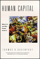 Human Capital: What It Is and Why People Invest It (0470436816) cover image