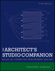 The Architect's Studio Companion: Rules of Thumb for Preliminary Design, 5th Edition (0470641916) cover image