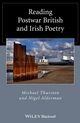 Reading Postwar British and Irish Poetry (0470657316) cover image