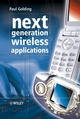 Next Generation Wireless Applications (0470870516) cover image