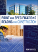 Print and Specifications Reading for Construction (0470879416) cover image