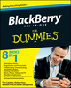 BlackBerry All-in-One For Dummies (0470946016) cover image
