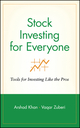 Stock Investing for Everyone: Tools for Investing Like the Pros (0471357316) cover image