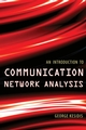 An Introduction to Communication Network Analysis (0471371416) cover image