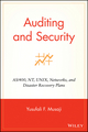 Auditing and Security: AS/400, NT, UNIX, Networks, and Disaster Recovery Plans (0471383716) cover image