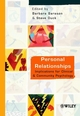 Personal Relationships: Implications for Clinical and Community Psychology (0471491616) cover image