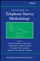 Advances in Telephone Survey Methodology (0471745316) cover image