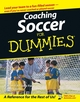 Coaching Soccer For Dummies (0471773816) cover image