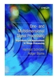 One- and Multidimensional Signal Processing: Algorithms and Applications in Image Processing (0471805416) cover image