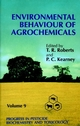 Progress in Pesticide Biochemistry and Toxicology, Volume 9, Environmental Behaviour of Agrochemicals (0471953016) cover image