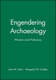 Engendering Archaeology: Women and Prehistory (0631175016) cover image