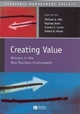 Creating Value: Winners in the New Business Environment (0631235116) cover image