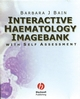 Interactive Haematology Imagebank: with Self Assessment CD-ROM (0632053216) cover image