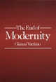 The End of Modernity: Nihilism and Hermeneutics in Post-modern Culture (0745609716) cover image