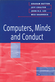 Computers, Minds and Conduct (0745615716) cover image