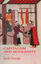 Capitalism and Modernity: The Great Debate (0745631916) cover image