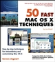 50 Fast Mac OS X Techniques (0764539116) cover image