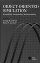 Object-Oriented Simulation: Reusability, Adaptability, Maintainability (0780310616) cover image