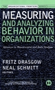 Measuring and Analyzing Behavior in Organizations: Advances in Measurement and Data Analysis (0787953016) cover image