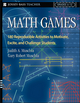 Math Games: 180 Reproducible Activities to Motivate, Excite, and Challenge Students, Grades 6-12 (0787970816) cover image
